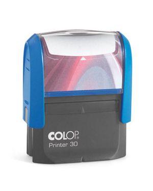 Timbro printer 30 g7 autoinchiostrante 18x47mm 5 righe colop PR 30 G7 BI 9004362485568 PR 30 G7 BI