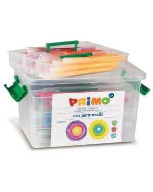 Schoolbox 120 pennarelli punta fine lavabili primo 615PEN120 8006919006159 615PEN120_70980