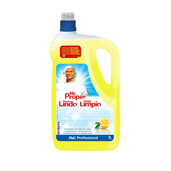 Mastro lindo professional 5lt limone 81270279 5413149514027 81270279_70989 by Esselte