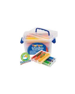 Schoolbox 120 pastelli colorati maxi jumbo 100 fsc in 12 colori primo 511MAXI120_71019 by Primo - Morocolor
