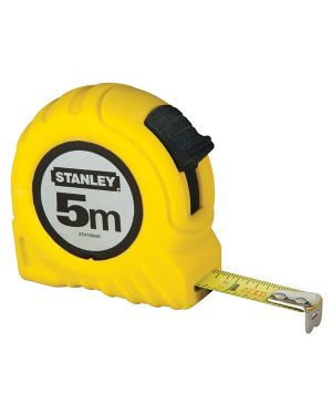 Flessometro 5mt metallo - abs stanley M30497 3253560304973 M30497_71148 by Stanley