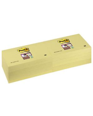 Post-it 655ss 76x127 super sticky giallo canary POST-IT 81370 30051141380798 81370_71249 by Esselte