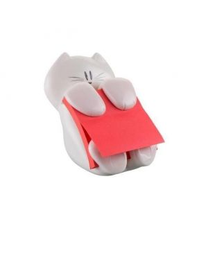 Dispenser ricaricabile gatto per z-notes formato 76x76 POST-IT 76045 4891203052615 76045_71252 by Post-it
