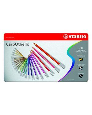 CF12 STABILO CARBOTHELLO SCAT MET 1412-6