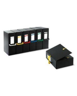 Portaprogetti big next con maniglia dorso 12 nero SEI ROTA 68101210 8004972023748 68101210_71820