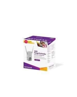Ac1200 wallplug passthru extender Netgear EX6130-100PES 606449117288 EX6130-100PES