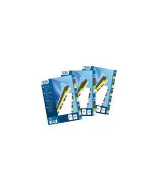 Separatori alfabetici a-z a4 in ppl colorato 120mic 100204724_71850
