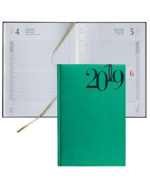 Genda 14,5x20,5 classica s/d print verde menta 64004455 64004455