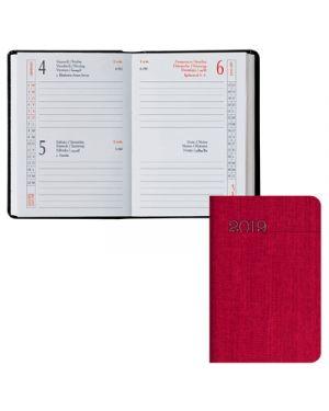 Agenda tasc.6,5x10 2 gg classica silk arancio TAVECCHI 49100903 2000001830475 49100903
