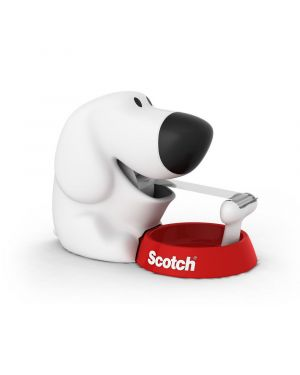 Dispenser fido c31 + 1 rotolo scotch magic 810 19mmx7,5m 69624 4046719743193 69624_71952 by Scotch