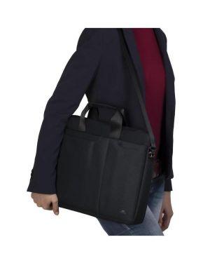 Borsa porta notebook 15.6 nero Rivacase 8335BK 4260403570784 8335BK
