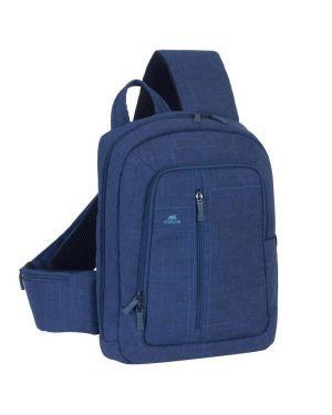 7529 blu laptop sling 13.3 Rivacase 7529BL 4260403570913 7529BL