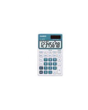 Calcolatrice tascabile sl-300nc blu casio SL-300NC-BU_71984