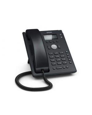 Telefono snom d120 w - o ps black Snom 4361 4260059582230 4361