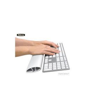 Poggiapolsi da tastiera bianco i-spire fellowes 9394201 43859665525 9394201_72216 by Fellowes