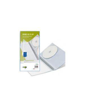 Lbum spiro cd ti 20 personalizzabile 14,5x30cm 55392007_72263