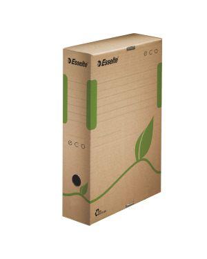 Scatola archivio ecobox dorso 80mm 327x233mm esselte 623916 72336 A 623916_72336
