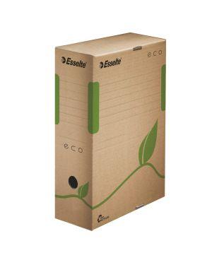 Scatola archivio ecobox dorso 100mm 327x233mm esselte 623917  623917_72337