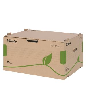 Scatola container ecobox 340x439x259mm apertura laterale esselte 623919 4049793026282 623919_72338 by Esselte