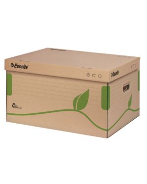 Scatola container ecobox 340x439x259mm apertura superiore esselte 623918 72339 A 623918_72339