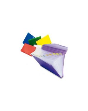 Cartella espandibile 12 scomparti my desk cm. 33,5x25x3 651006_72441 by Ri.plast
