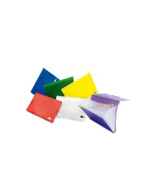 Cartella espandibile 12 scomparti my desk cm. 33,5x25x3 651006 8004428651006 651006_72441 by Ri.plast