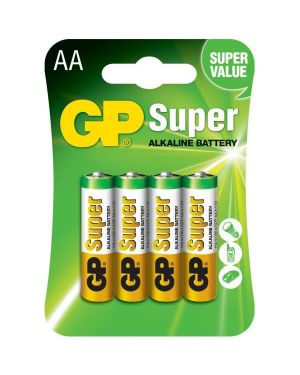 Gp 15a u4 stilo lr6 - aa GP Battery 5505 4891199000034 5505_72494 by Blasetti