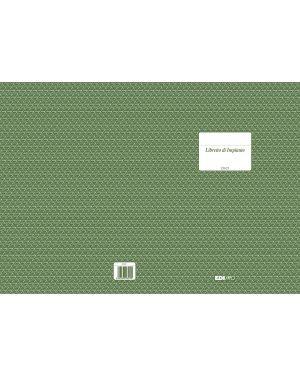 Libretto impianto climatizzazione 297x210mm 48pag e2621 edipro E2621 8023328262105 E2621_72846