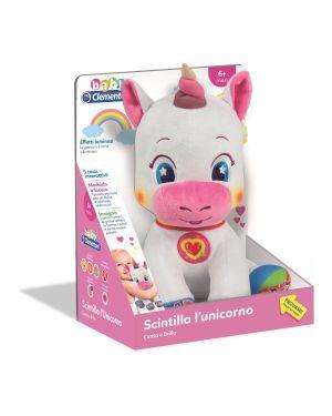 Scintilla l unicorno canta e brilla Clementoni 17250A 8005125172504 17250A