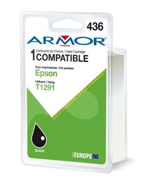 Cartuccia nera per epsonepson sx425w, stylus office bx305f B12592R1 3112539259907 B12592R1_ARMT1291 by Armor