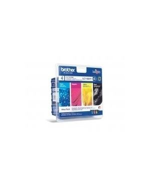 Value pack nero ciano magenta giallo mfc-6490cw blister alta capacita&#39 LC1100HYVALBP 5014047561566 LC1100HYVALBP_BROLC1100HVP by Brother