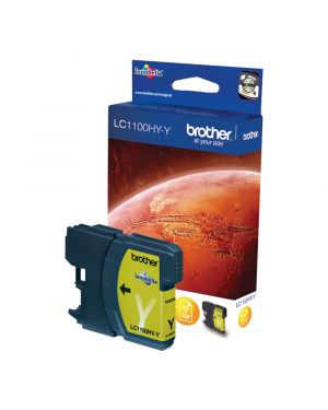 Cartuccia giallo mfc-6490cw alta capacita&#39 LC-1100HYY 4977766659901 LC-1100HYY_BROLC1100HYY by Brother