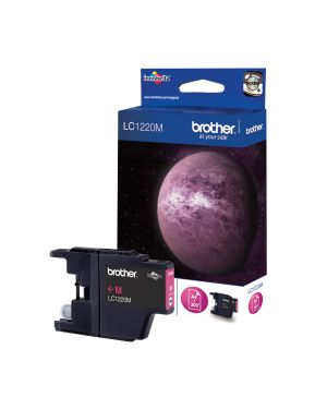 Cartuccia magenta dcp-j525w 925dw mfc j430w j625dw j825dw LC-1220M 4977766696371 LC-1220M_BROLC1220M by Brother