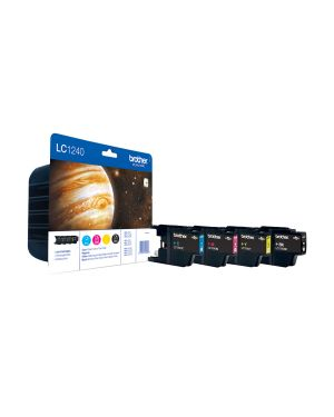Value pack cartuccia nera ciano magenta giallo mfc- j6910 mfc- j6710 mfc j6910 LC1240VAL BP 5014047562396 LC1240VAL BP_BROLC1240VP by Esselte