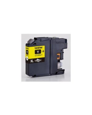 Cartuccia giallo mfc-j4410dw mfc-j4510dw alta capacita' LC-125XLY_BROLC125XLY by Brother
