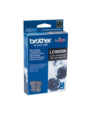 Cartuccia nero dcp-145c LC-980BK 4977766659567 LC-980BK_BROLC980BK by Brother