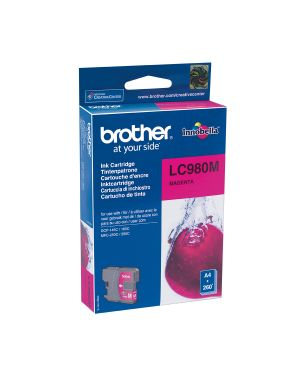 Cartuccia magenta dcp-145c LC-980M 4977766659628 LC-980M_BROLC980M by Brother