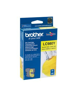 Cartuccia giallo dcp-145c LC-980Y 4977766659659 LC-980Y_BROLC980Y by Brother