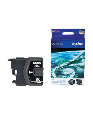 Cartuccia nero dcp-j315w LC-985BK 4977766675413 LC-985BK_BROLC985BK by Brother