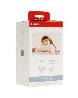Kp-108ip - in photo paper 100x148mm 108 fogli e inchiostro 3115B001 4960999616889 3115B001_CAN3115B001
