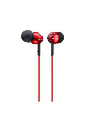 Serie ex110lp auricolari red Sony MDREX110LPR.AE 4905524936780 MDREX110LPR.AE