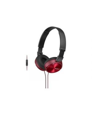 Serie zx310 stereo red Sony MDRZX310R.AE 4905524942156 MDRZX310R.AE