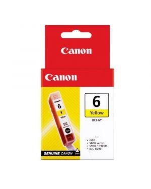 Refill giallo bjc8200 s800 (x bc50) (non utilizzare con bci5 4708A002 4960999864761 4708A002_CANINKBCI6Y by Canon - Supplies Ink Lv