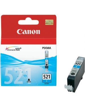 Cartuccia ciano cli-521c 2934B001 4960999641805 2934B001_CANINKCLI521C by Canon