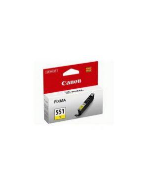 Serbatoio inchiostro giallo cli 551 y 6511B001_CANINKCLI551Y