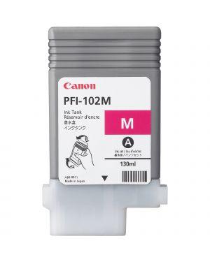 Refill magenta pfi-102m ipf500 - 600 - 700 0897B001 4960999299792 0897B001_CANINKPFI102M by Canon