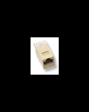 Connettore rj45 cat.6 non schermato - Connettore cat.6 utp avorio 1375055-1