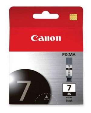 Cartuccia nera pixma mx7600 pgi-7bk 2444B001 4960999534657 2444B001_CANINKPGI7BK by Canon