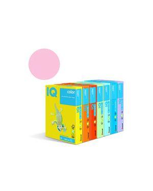Carta fotocopie colorata tenue gr.80 a4 i/q rosa pi25 fg.5 180037208