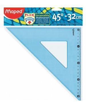 Squadra cm 32 60° infrangibile Maped 244632 3154142446329 244632